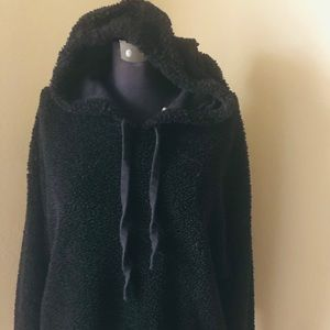 Wild Fable fuzzy hoodie